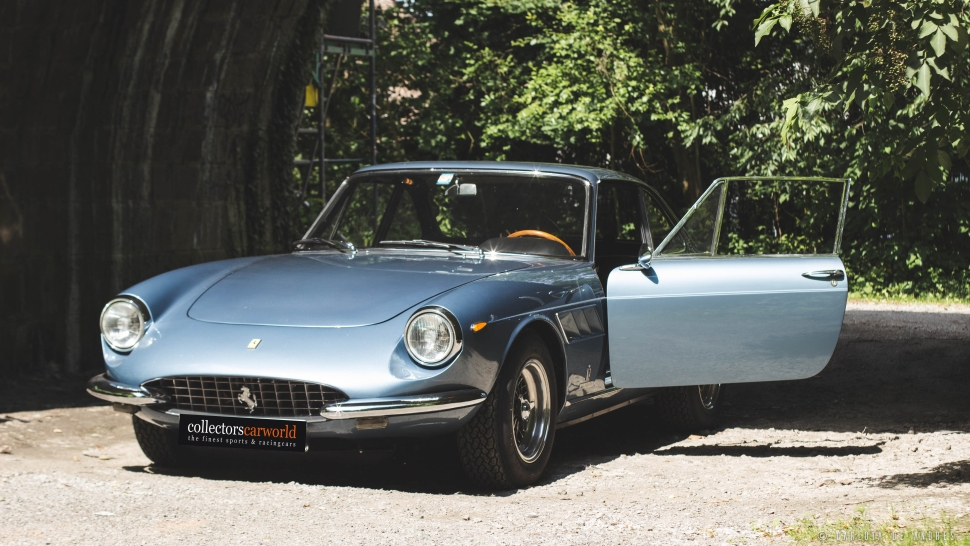 collectorscarworld photography charlieandres img 3277 copia - Ferrari 330 GTC